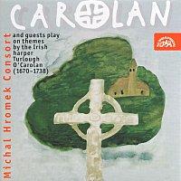 Přední strana obalu CD Carolan