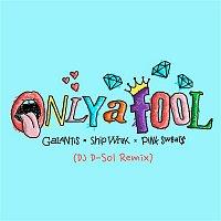 Přední strana obalu CD Only A Fool (DJ D-Sol Remix)