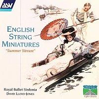 David Lloyd Jones, Royal Ballet Sinfonia – English String Miniatures