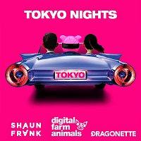 Digital Farm Animals, Shaun Frank, Dragonette – Tokyo Nights