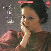 Frederica von Stade, Maurice Ravel, Martin Katz – Frederica von Stade - Live!