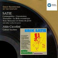 Aldo Ciccolini – Satie: Works for Piano