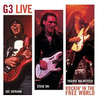 Joe Satriani – G3 Live:  Rockin' in the Free World