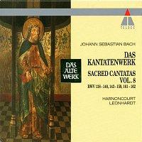 Nikolaus Harnoncourt – Bach : Sacred Cantatas Vol.8 : BWV 138-140, 143-159, 161-162