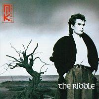 Přední strana obalu CD The Riddle