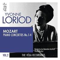 Yvonne Loriod, Orchestre Du Domaine Musical, Pierre Boulez – Mozart: Piano concertos No. 1-4
