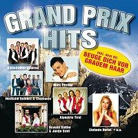 Přední strana obalu CD Grand Prix Hits