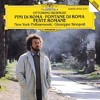 New York Philharmonic Orchestra, Giuseppe Sinopoli – Respighi: Pini di Roma; Fontane di Roma; Feste Romane