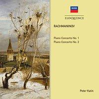 Přední strana obalu CD Rachmaninov: Piano Concertos No. 1 & 2