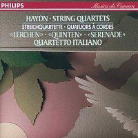 Quartetto Italiano, Paolo Borciani, Elisa Pegreffi, Piero Farulli, Franco Rossi – Haydn: 3 String Quartets Opp.3 No.5, 64 No.5 & 76 No.2