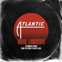 Various  Artists – Atlantic Soul Legends : 20 Original Albums From The Iconic Atlantic Label