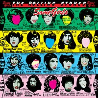 Přední strana obalu CD Some Girls