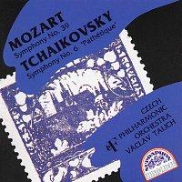 Mozart: Symfonie č. 39 es dur / Čajkovskij : Symfonie č. 6 Patetická