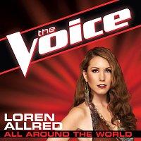 Loren Allred – All Around The World [The Voice Performance]