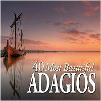 Claudio Scimone – 40 Most Beautiful Adagios