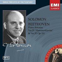 Solomon – Beethoven: Piano Sonatas 29 & 32