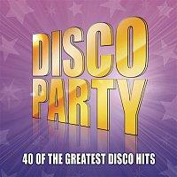 Přední strana obalu CD Disco Party
