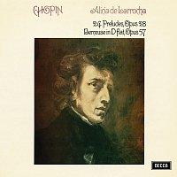 Alicia de Larrocha – Chopin: 24 Preludes, Op. 28; Berceuse