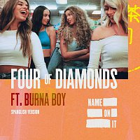 Four Of Diamonds, Burna Boy – Name On It [Spanglish Version]