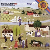 Michael Tilson Thomas, Utah Symphony Orchestra, The Mormon Tabernacle Choir – Copland: Old American Songs & Canticle of Freedom & Four Motets