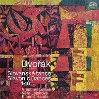 Vlastimil Lejsek, Vera Lejskova – Dvořák: Slovanské tance