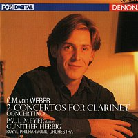 Gunther Herbig, Royal Philharmonic Orchestra – Weber: 2 Concertos, Concertino for Clarinet