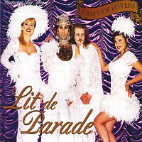 Přední strana obalu CD Lit De Parade
