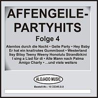 Různí interpreti – Affengeile-Partyhits Folge 4