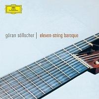 Přední strana obalu CD Eleven String Baroque