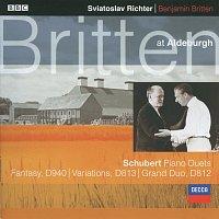 Sviatoslav Richter, Benjamin Britten – Schubert: Fantasy In F minor For Piano Duet; Grand Duo Sonata in C etc.