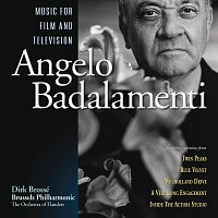 Angelo Badalamenti, Brussels Philharmonic - The Orchestra Of Flanders, Dirk Brosse – Angelo Badalamenti: Music For Film And Television