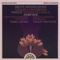 Josef Suk – Bruch, Mendelssohn-Bartholdy, Berlioz: Houslové koncerty
