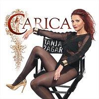 Přední strana obalu CD Carica