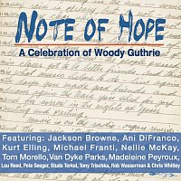 Různí interpreti – Note Of Hope: A Celebration Of Woodie Guthrie