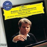 Berliner Philharmoniker, Eugen Jochum – Brahms: The Piano Concertos; Fantasias Op.116