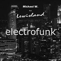Přední strana obalu CD Electrofunk (feat. Lewisland)