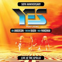 Yes Featuring Jon Anderson, Trevor Rabin, Rick Wakeman – Live At The Apollo