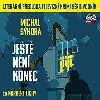 Přední strana obalu CD Sýkora: Ještě není konec
