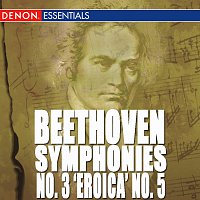 """Vladimir Fedoseyev, Moscow RTV Symphony Orchestra – Beethoven: Symphonies Nos. 3 """"Eroica""""  & 5"""