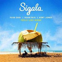 Sigala & Fuse ODG & Sean Paul, Kent Jones – Feels Like Home