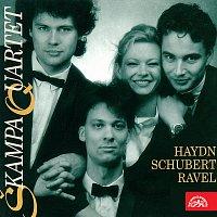 Škampovo kvarteto – Haydn, Schubert, Ravel: Smyčcové kvartety