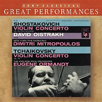 David Oistrakh – Shostakovich & Tchaikovsky: Violin Concertos [Great Performances]