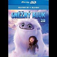 Různí interpreti – Sněžný kluk 2D+3D BD