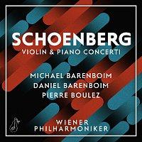 Michael Barenboim, Daniel Barenboim, Wiener Philharmoniker, Pierre Boulez – Schoenberg: Violin & Piano Concerti