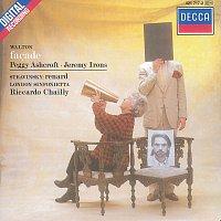 Riccardo Chailly, Peggy Ashcroft, Jeremy Irons, London Sinfonietta – Walton: Facade / Stravinsky: Renard