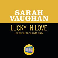 Sarah Vaughan – Lucky In Love [Live On The Ed Sullivan Show, November 10, 1957]