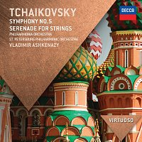 Philharmonia Orchestra, St. Petersburg Philharmonic Orchestra, Vladimír Ashkenazy – Tchaikovsky: Symphony No.5; Serenade for Strings