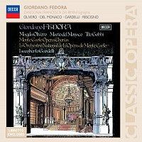 Magda Olivero, Mario del Monaco, Tito Gobbi, Lamberto Gardelli – Giordano: Fedora [2 CDs]