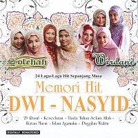 Přední strana obalu CD Memori Hit - Dwi Nasyid