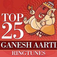 Různí interpreti – Top 25 Ganesh Aarti Ringtunes